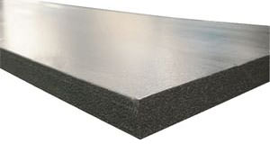 SilverGlo™ crawl space wall insulation available in Manotick