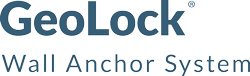 Geo-Lock Foundation Wall Anchor System