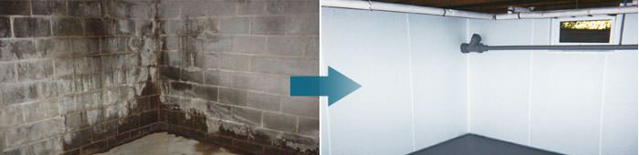 Basement Waterproofing in ON, including Orleans, Gloucester & Ottawa.