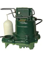 cast-iron zoeller sump pump systems available in Manotick, Ontario