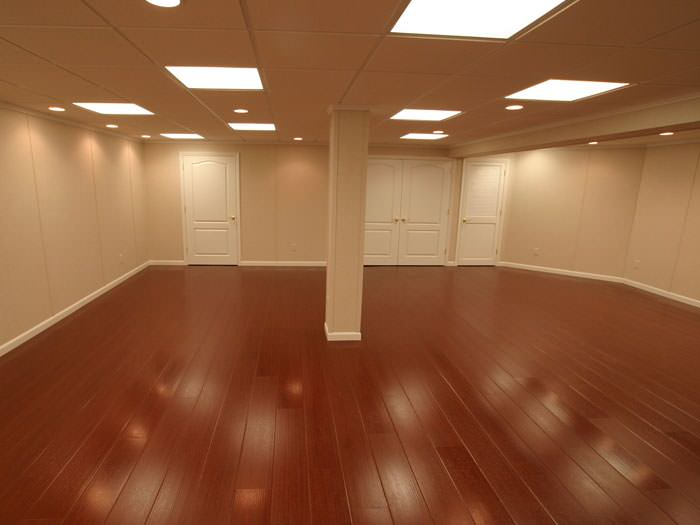 rosewood faux wood basement flooring for finished basements in ottawa