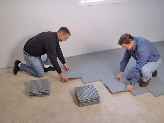 Basement Flooring Options Water Basement Flooring Options - Flooring options for basements that get water